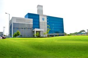 Chennai Metro Rail Administration Building